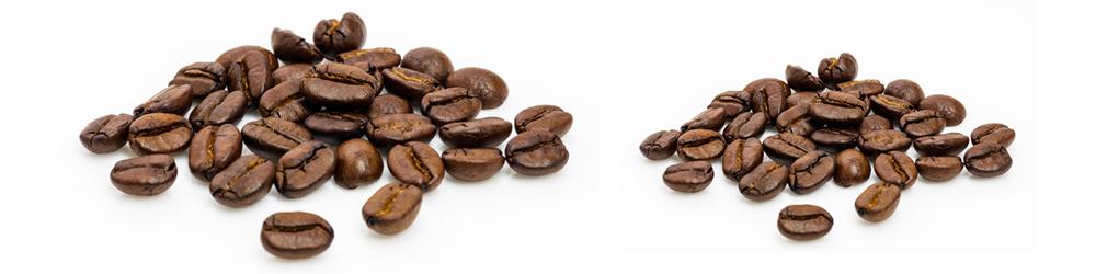 Café en grains en Nouvelle-Calédonie